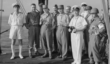 Août 1944 : le débarquement de Provence