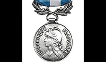 LCL Joussen-De la Médaille Coloniale à la Médaille d'Outre-Mer