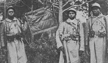 Historique des tirailleurs sénégalais