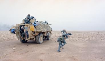 Paul Rascle-La France dans la guerre du Golfe