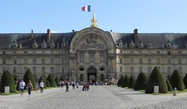 Hôtel des Invalides - The Army Museum